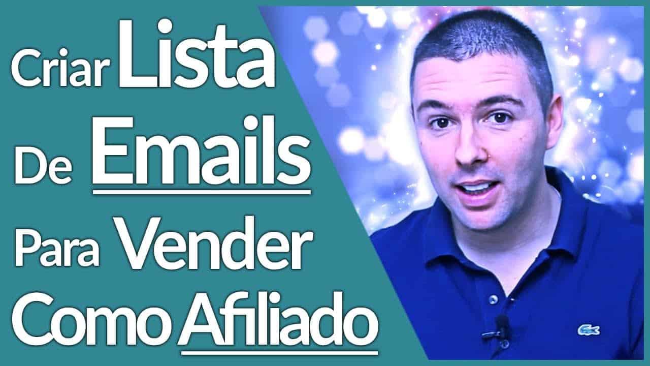 Como Criar Lista De Emails