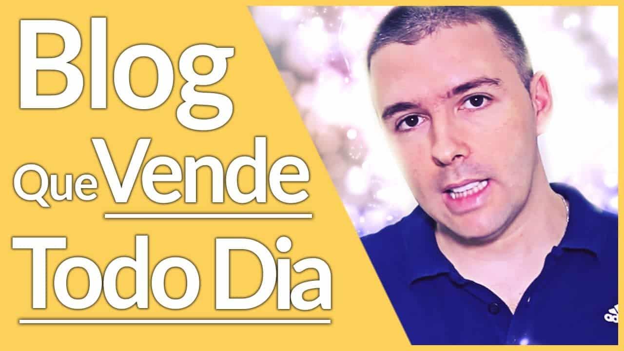 Como Ter Um Blog De Sucesso E Que Vende Todos Os Dias | Alex Vargas