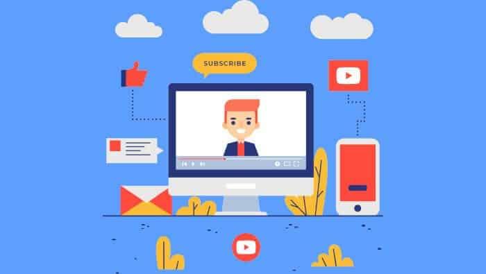 Aprenda como ser um YouTuber