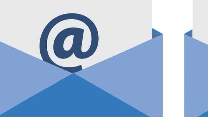 Esclha Um Bom Sistema De E-mails