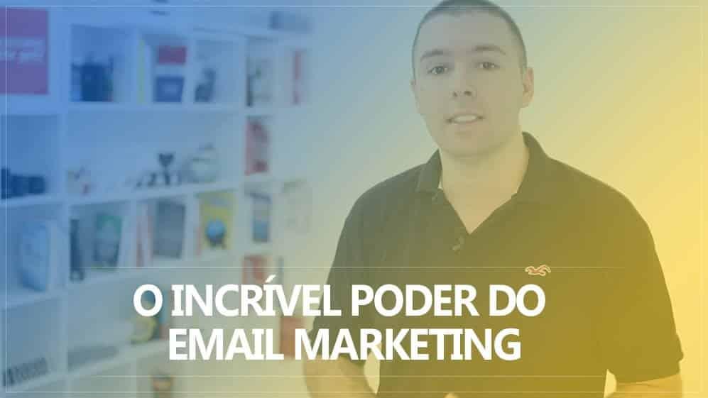 O Incrível poder do email marketing para os negócios