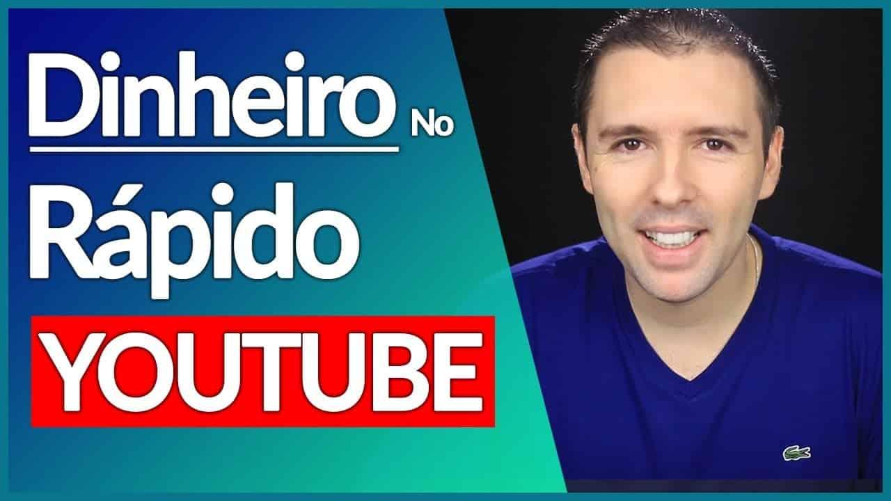 Como Ganhar Dinheiro no YouTube | Forma Mais Rápida que Poderia Ser