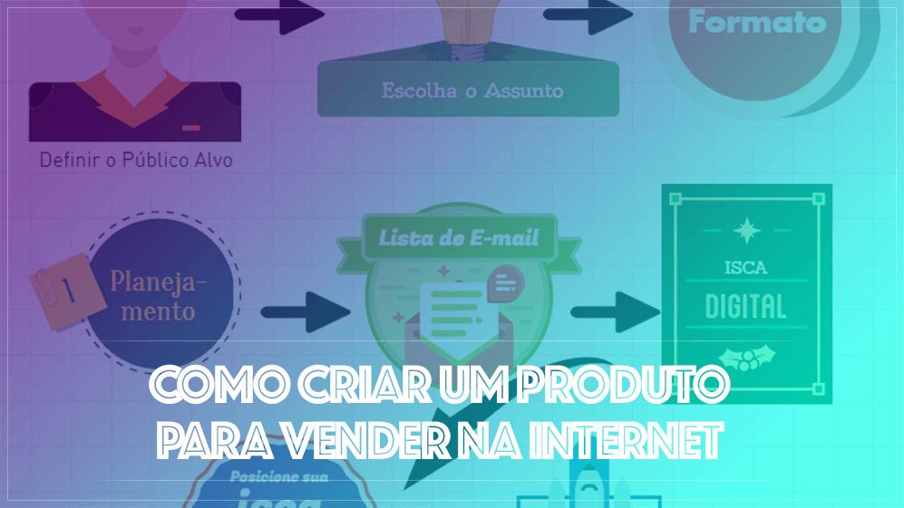 Como Criar um Produto Para Vender na Internet – Guia de Aplicação Prática
