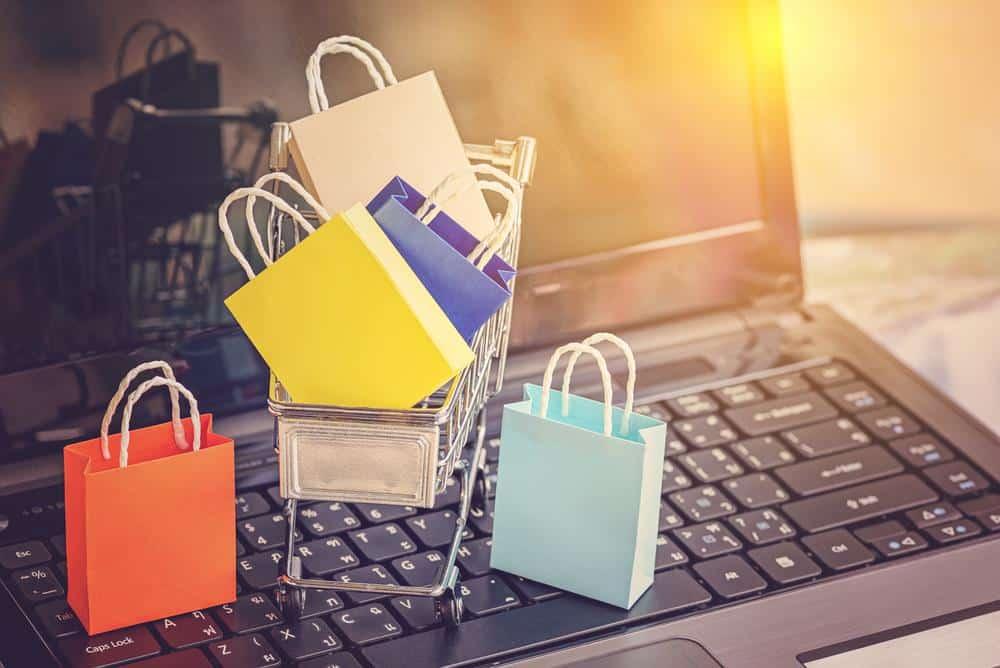 vender produtos na internet através de um e-commerce