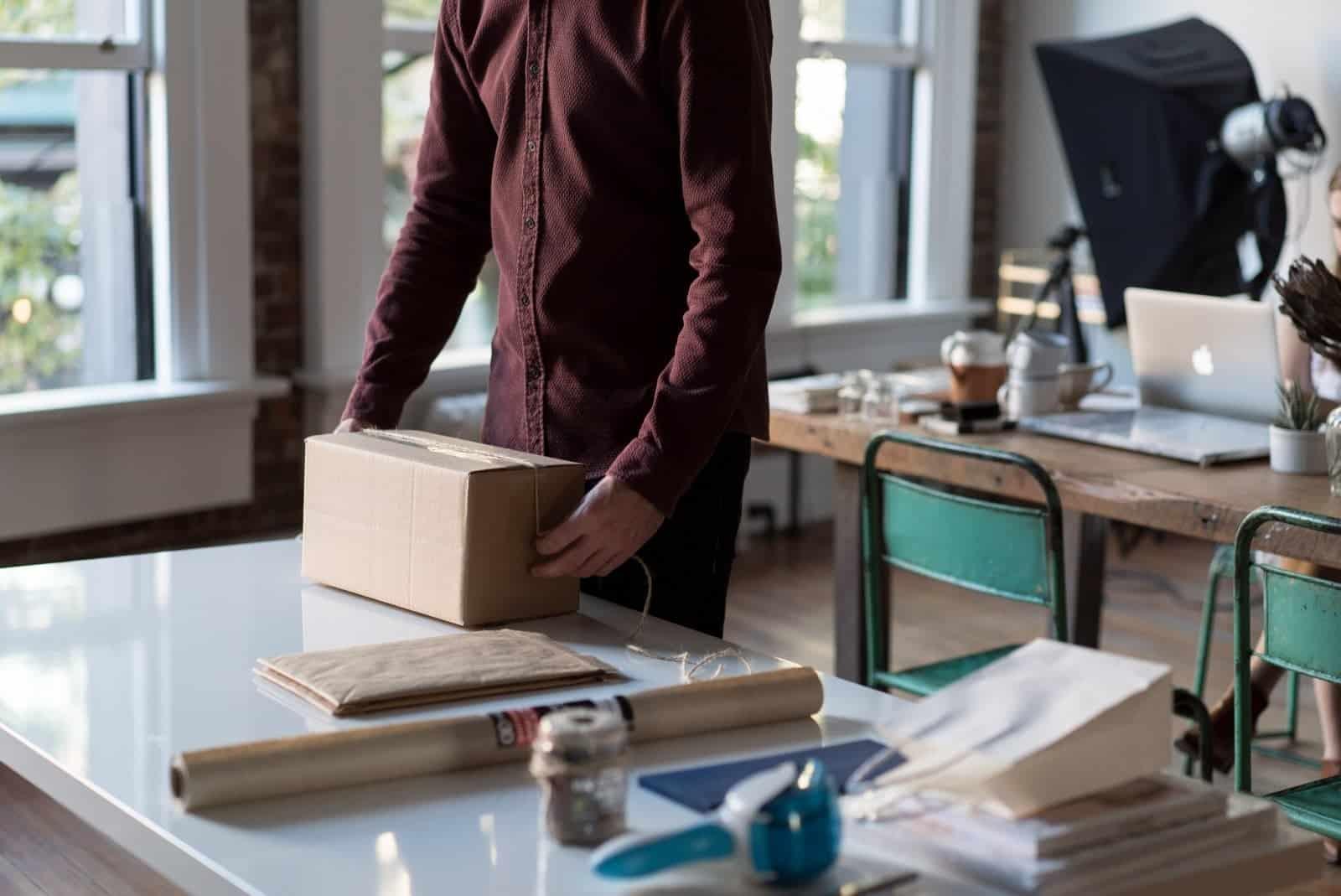 trabalhar em casa com lojas virtuais
