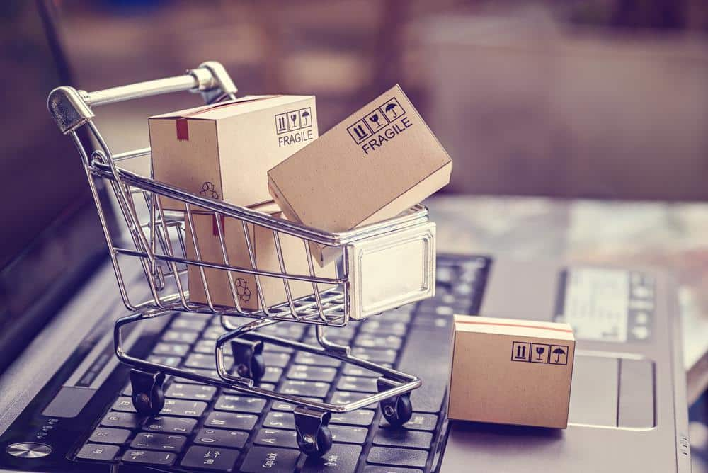 Como vender na produtos físicos na internet
