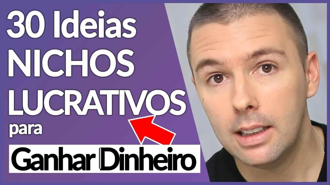 Nichos lucrativos inexplorados Para GANHAR DINHEIRO ONLINE + [ Aula em Vídeo]