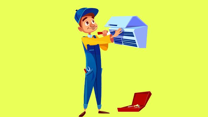 Monte um negócio de manutenção