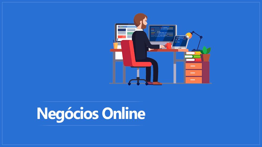 passo a passo dos negócios online