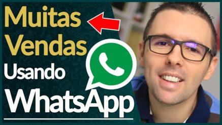 Vender com WhatsApp, Lista de Transmissão WhatsApp, Link para WhatsApp, Dinheiro Com WhatsApp