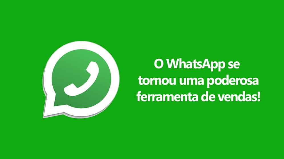 vender com whatsapp