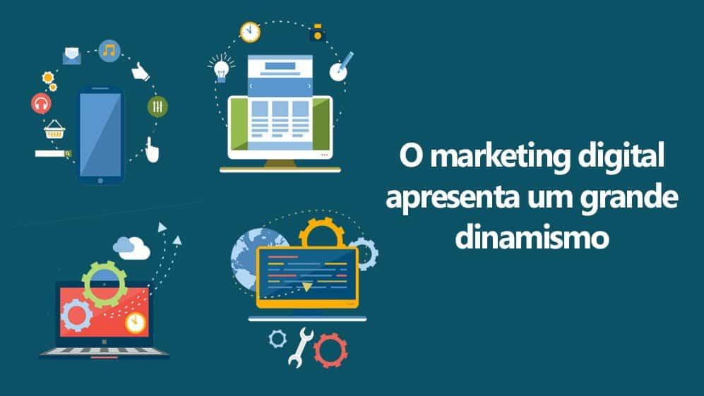 dinamismo do marketing digital
