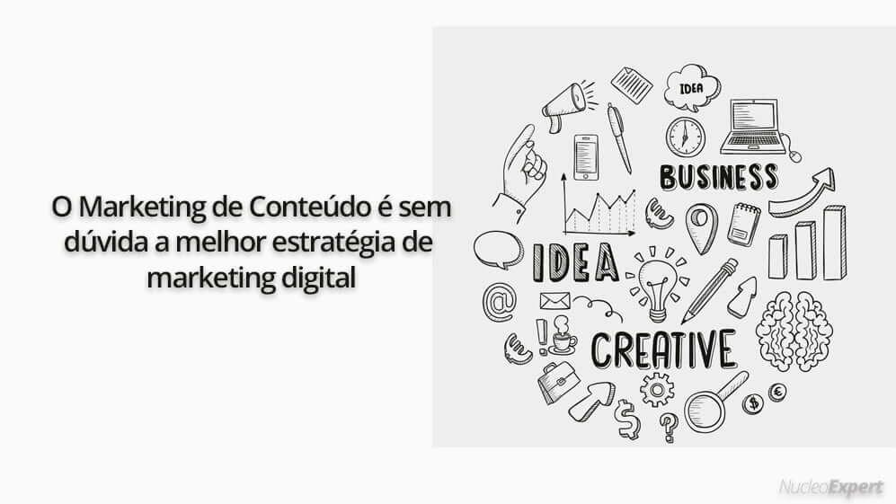marketing de conteúdo no processo de diferenciação