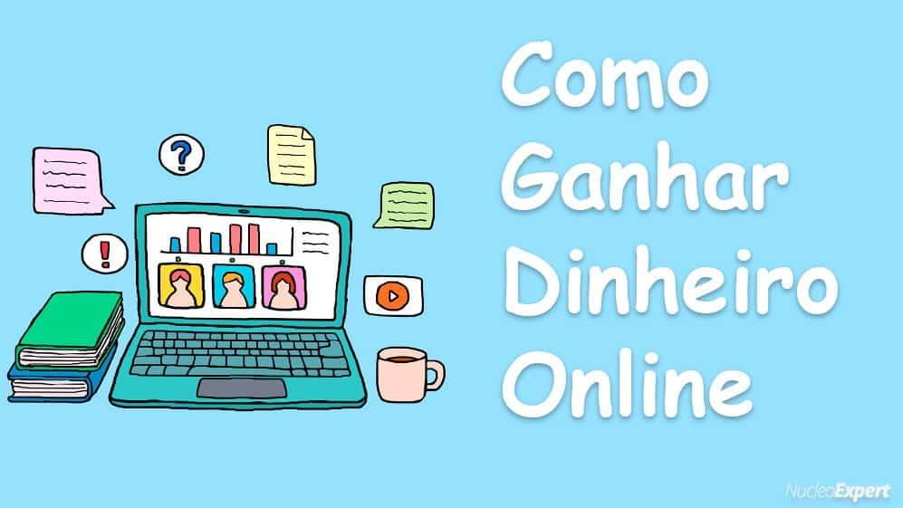 aprenda como ganhar dinheiro online