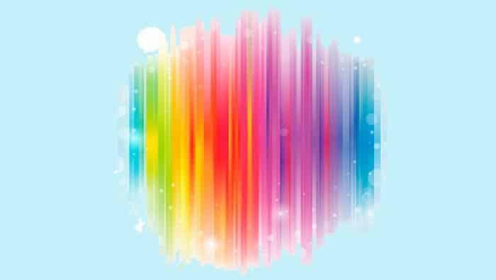 como escolher cores para suas imagens no seu blog