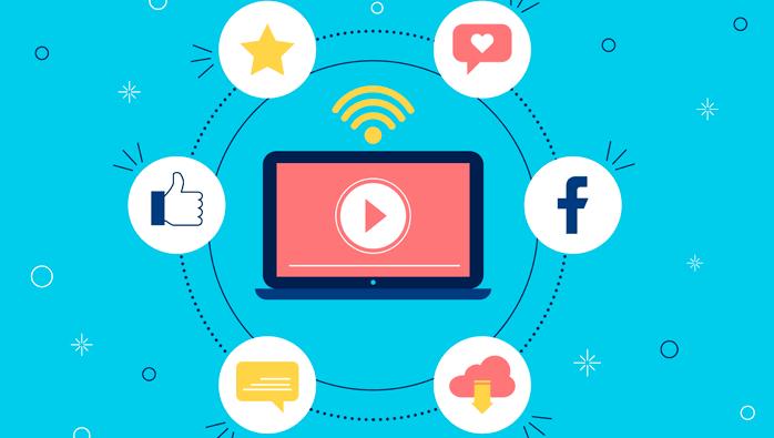 estratégias para redes sociais