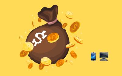 26 Top Sites e Aplicativos para Ganhar Dinheiro no Computador e no Celular