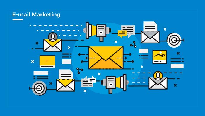 O poder do email marketing no marketing digital