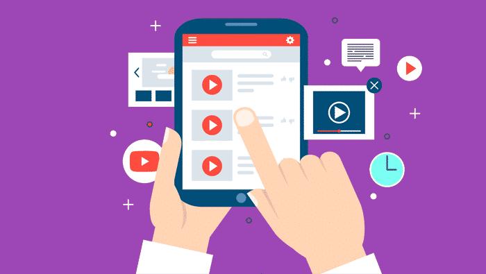 potencial dos vídeos no marketing digital
