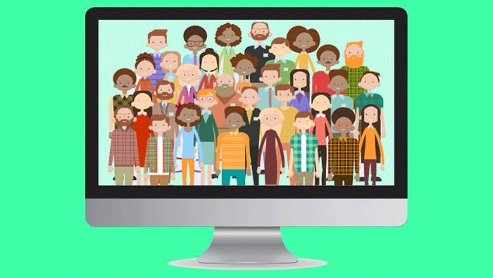 marketing de rede e marketing multinível na Internet