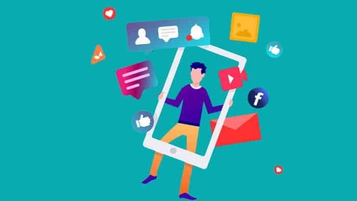 Marketing digital e anúncios no Facebook Ads