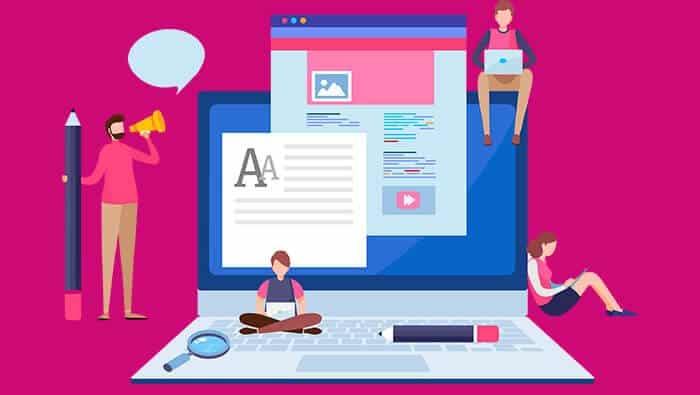 Crie artigos para renda passiva na internet