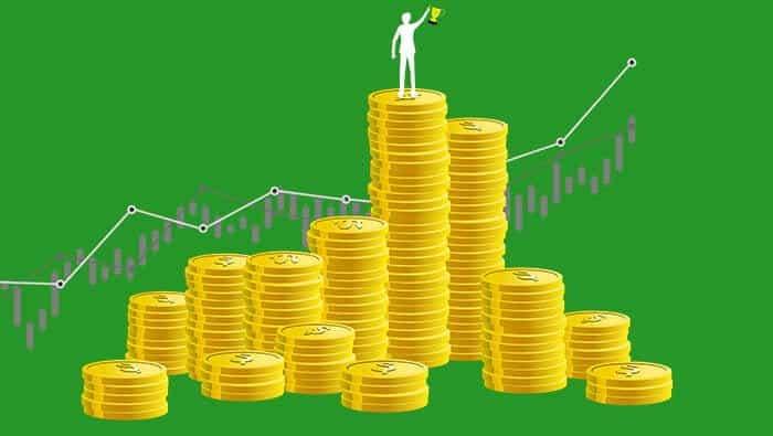 Investimentos como fonte de renda passiva