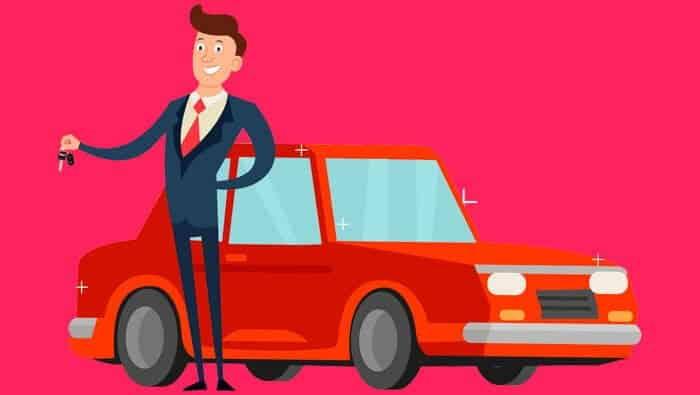 Use seu carro para ganhar renda extra