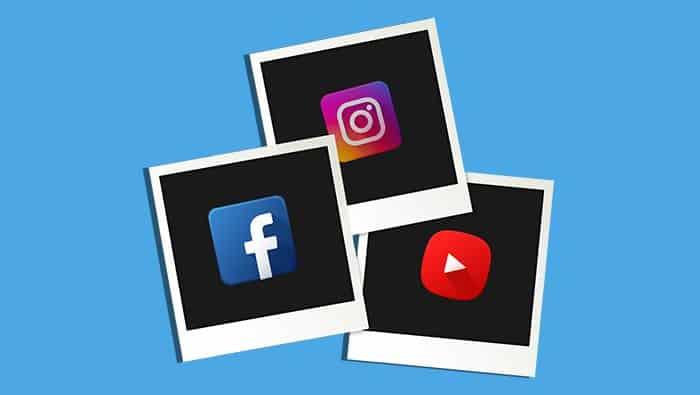 como escolher o melhor tamanho de imagem para as redes sociais