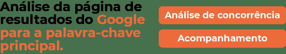 Análise da Palavra-Chave no SEO