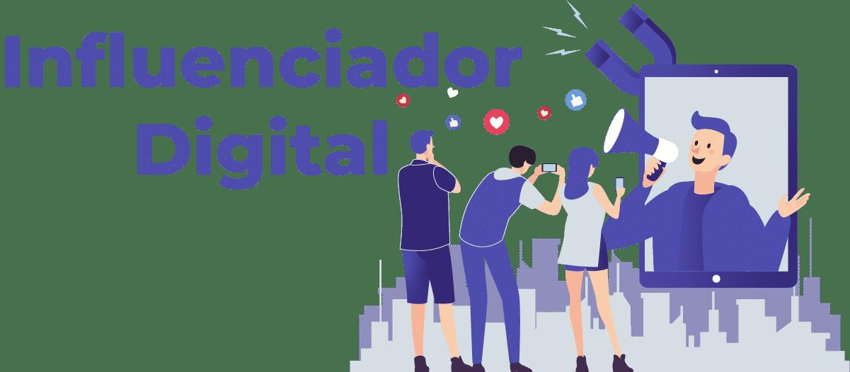 Trabalhar pela Internet como Influenciador Digital