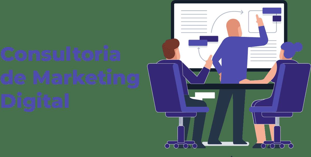 Trabalhar pela Internet como Consultor em Marketing Digital