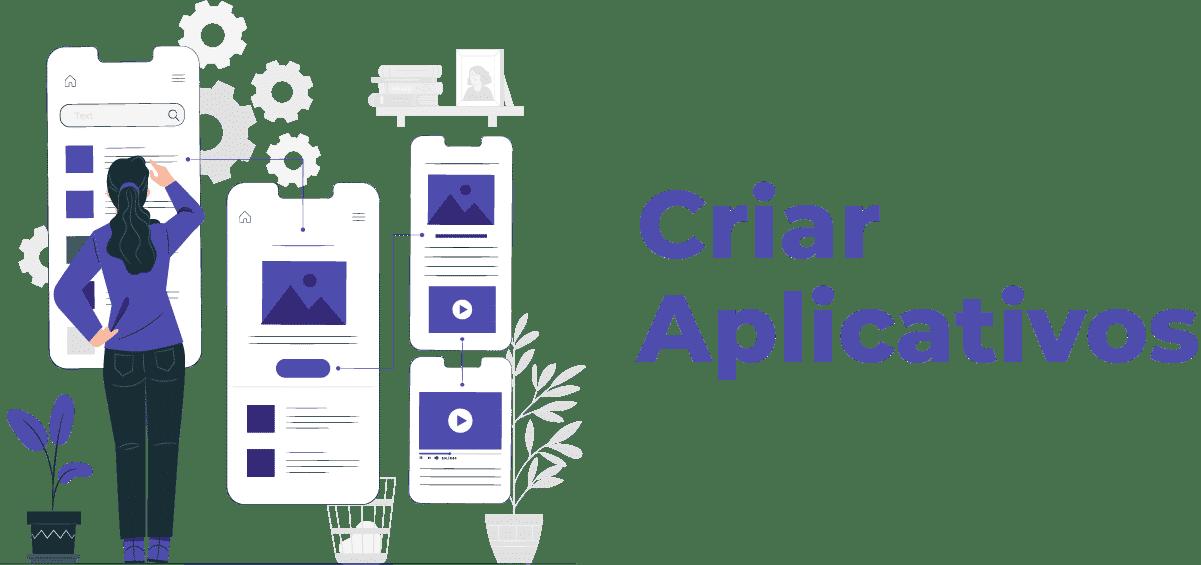 Trabalhar pela Internet Criando Aplicativos