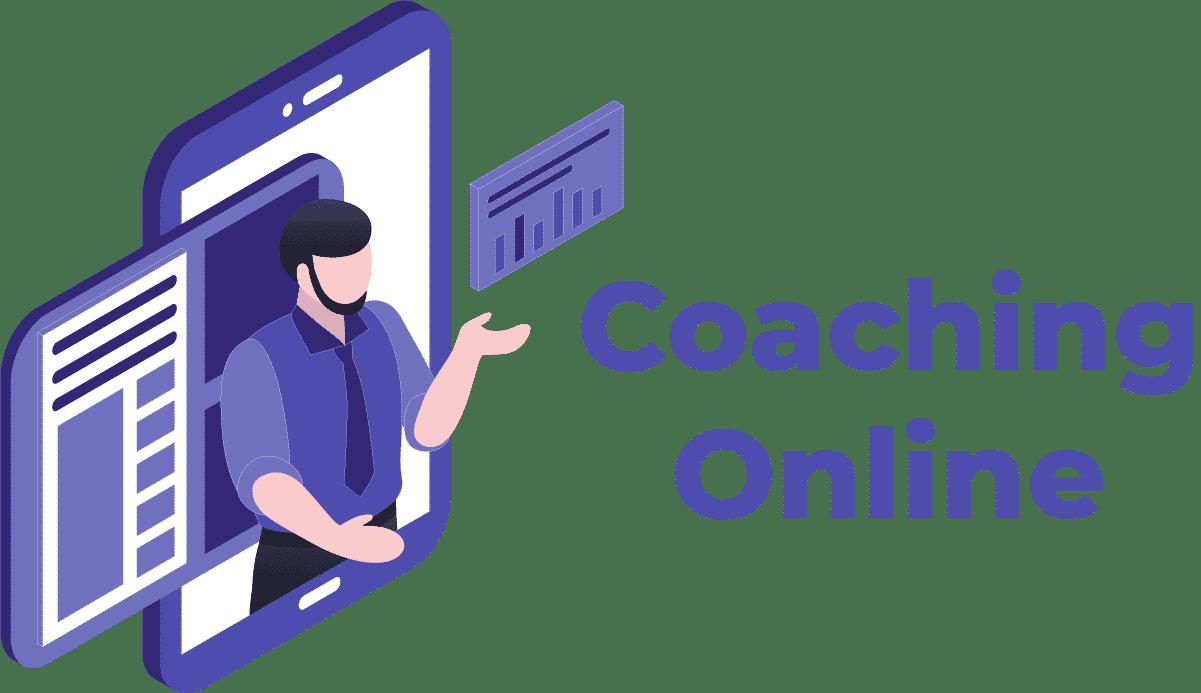 Trabalhar pela Internet Sendo um Coach Online