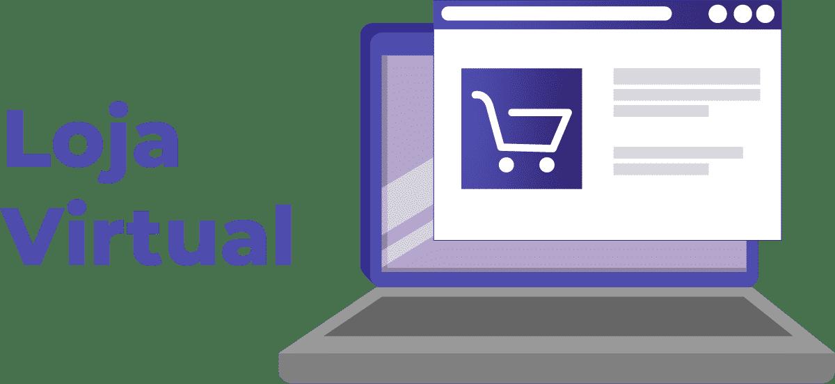Trabalhar pela internet com uma Loja Virtual
