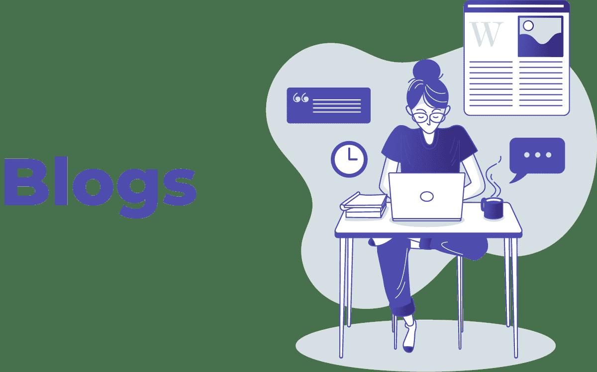 Trabalhar pela Internet através de Blog