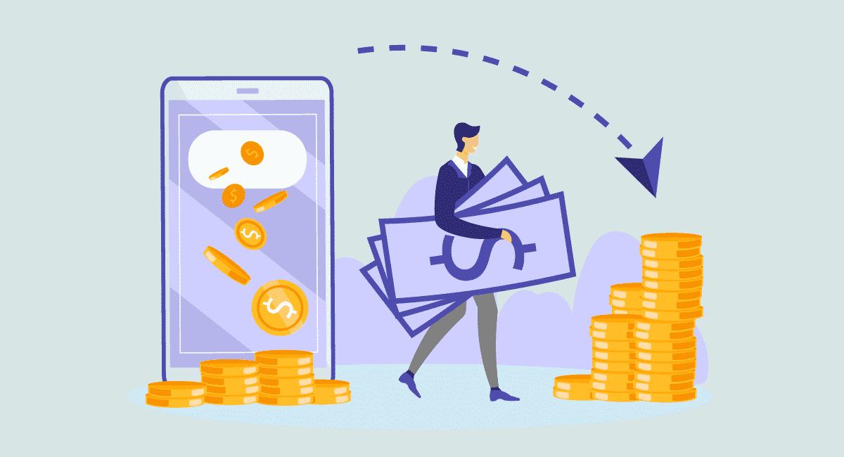 Melhores aplicativos para ganhar dinheiro