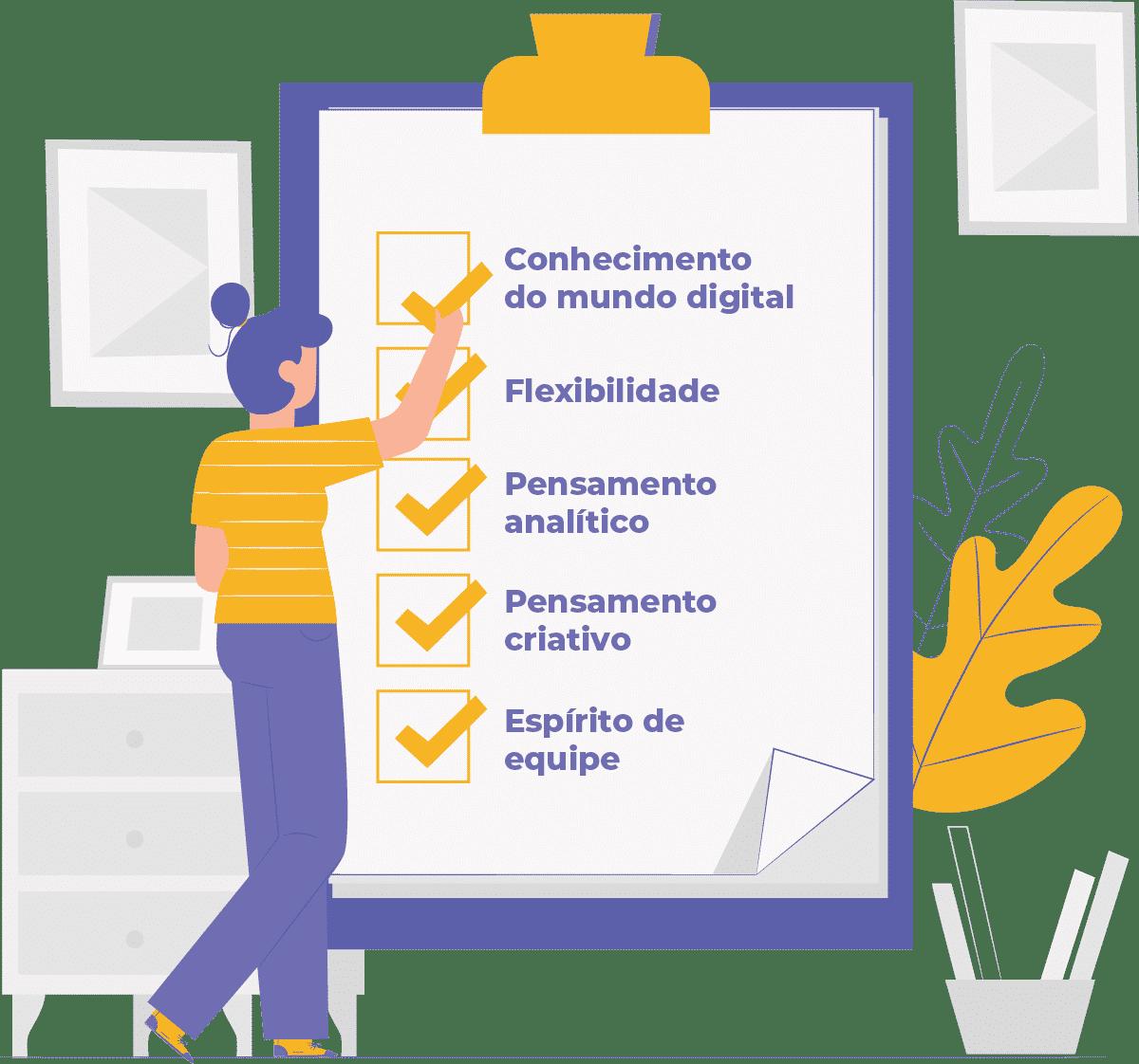 Conheça as habilidades necessárias para trabalhar com marketing digital