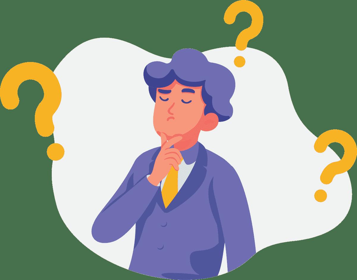 Utilize perguntas na sua introdução