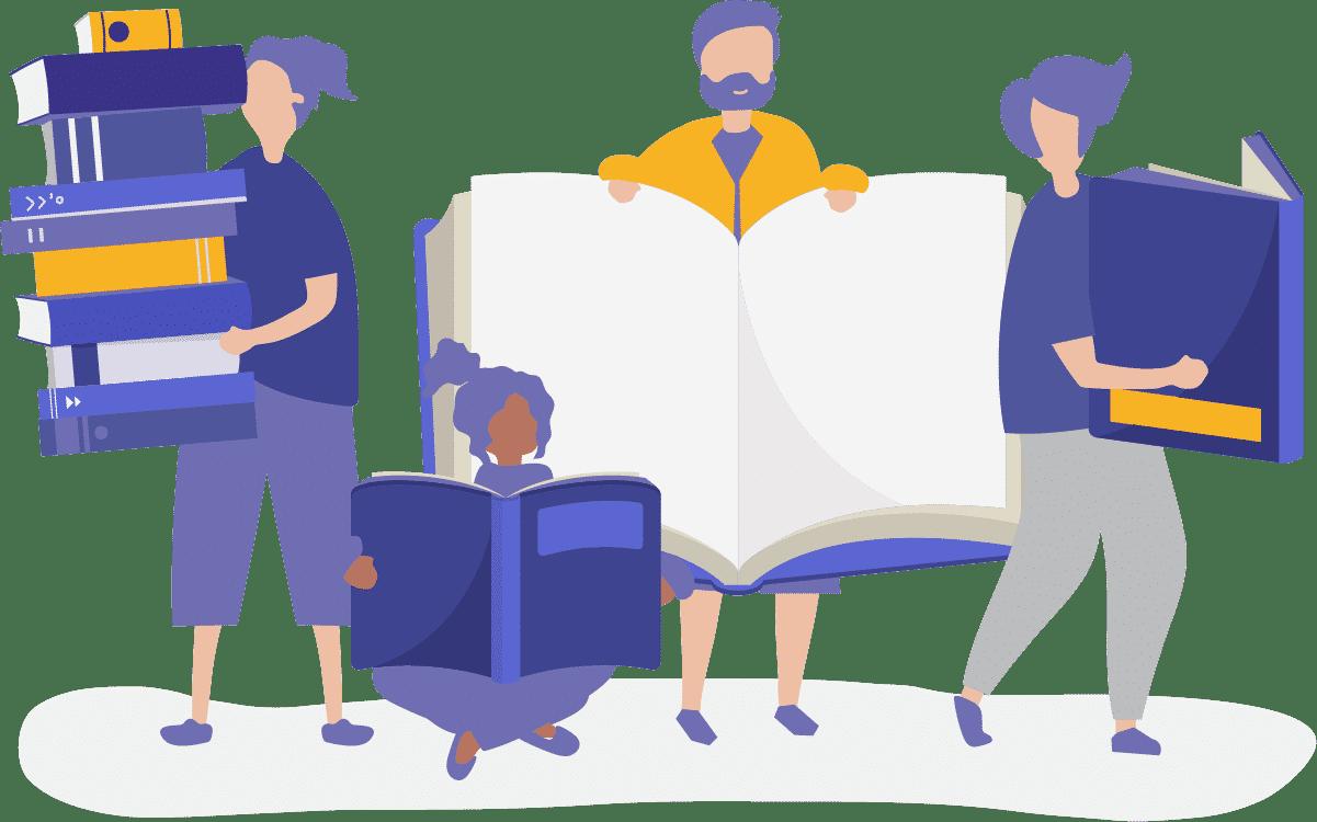 Conte histórias na sua introdução