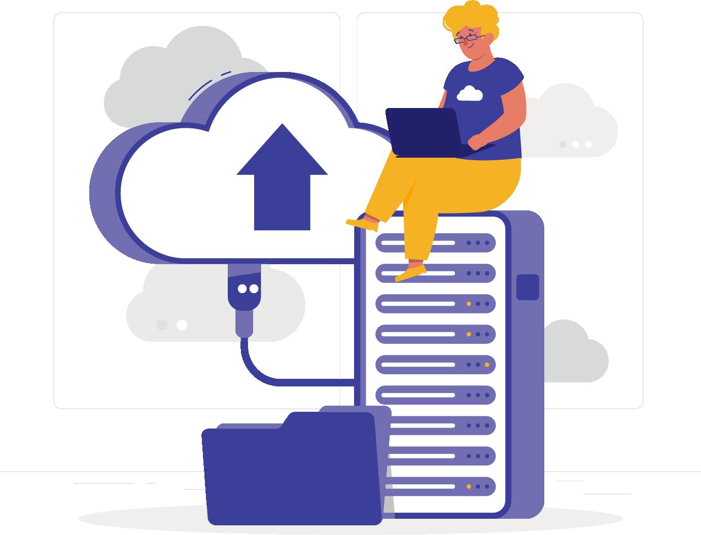 Como é tratado o armazenamento de dados com a lei de proteção de dados