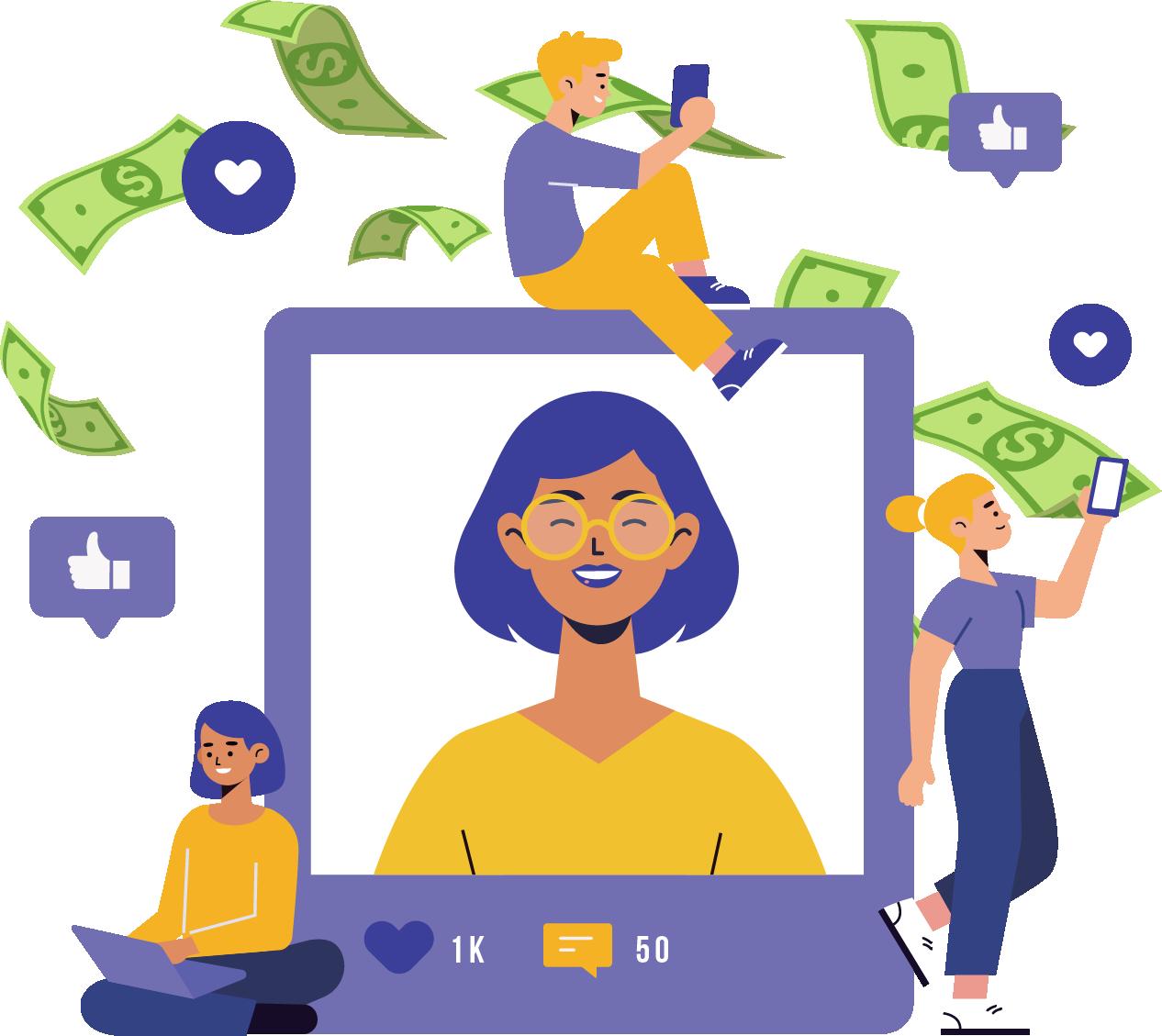 Quantos seguidores para ganhar dinheiro no Instagram