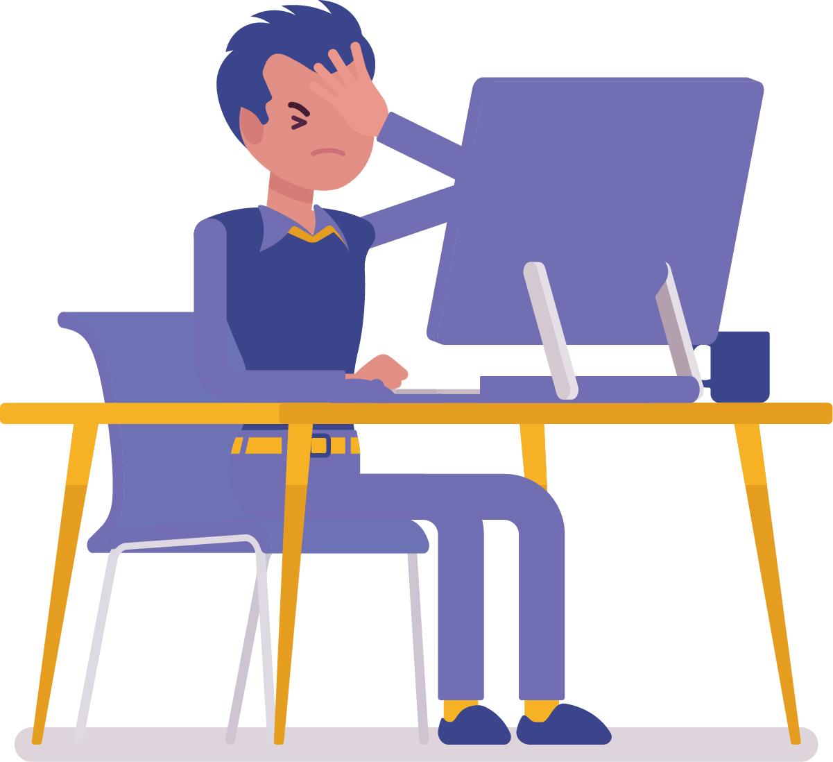 Desvantagens do trabalho Home Office