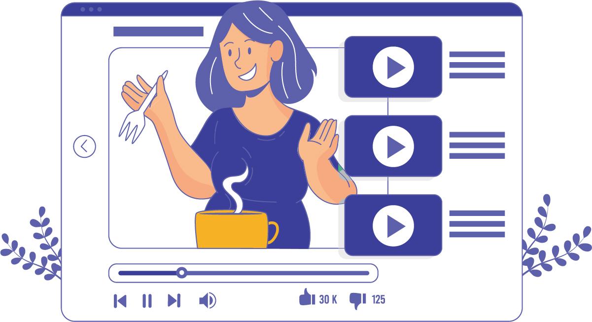 O que são vídeos caseiros