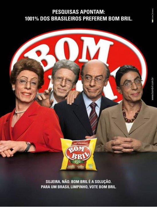 Publicidade do Bombril