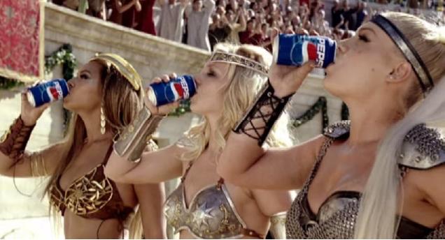 Gladiadoras da Pepsi
